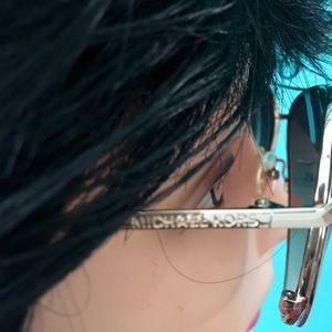 Women's Michael Kors Aviator Sunglasses